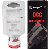 Kangertech Subtank Vertical OCC Replacement Coils (Pack of Five)