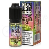 Lemon Lime Tangerine Ice eLiquid by Double Drip