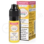 Lemon Tart E-Liquid by Dinner Lady 70/30