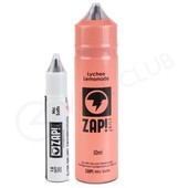 Lychee Lemonade Shortfill E-liquid by Zap! Juice 50ml