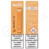 Mango Ice Beco Bar Disposable Device