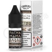 Mango, Pitaya and Pineapple eLiquid by Pacha Mama