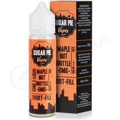 Maple Nut Brittle eLiquid by Sugar Pie 50ml