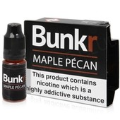 Maple Pecan eLiquid by Bunkr