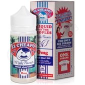 Minty Flavour eLiquid by El Cheapo 80ml