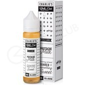 Mustache Milk E-Liquid by Charlie's Chalk Dust 50ml