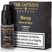 Mutiny Max VG eLiquid by The Captain's Reserve
