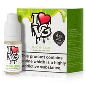 Neon Lime eLiquid by I Love VG