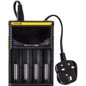 NiteCore D4 Vape Battery Charger (Four Bay)
