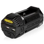 NiteCore V2 In-Car Battery Charger
