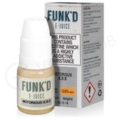 Notorious B.B.B eLiquid by Funk'd