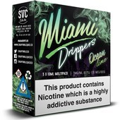 Ocean Lime eLiquid by Miami Drippers