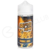 Orange Juice 100ml Shortfill by Drifter Drinks