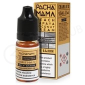 Peach, Papaya and Coconut Cream eLiquid by Pacha Mama