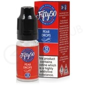 Pear Drops eLiquid by Fifty 50