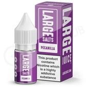 Pecanilla Nic Salt E-Liquid by Large Juice