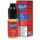 Pink Crystal eLiquid by Fifty 50