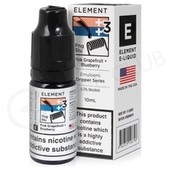 Pink Grapefruit + Blueberry eLiquid by Element Emulsions