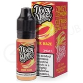 Pink Haze eLiquid by Doozy Vape Co.