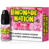Pink Lemonade eLiquid by Lemonade Nation