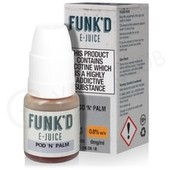 Pod 'N' Palm eLiquid by Funk'd