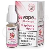 Raspberry Ripple E-Liquid by 88Vape