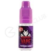 Raspberry Sorbet E-Liquid by Vampire Vape - 10ml