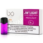 Red Light eLiquid Cap by BO eCig