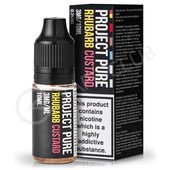 Rhubarb and Custard eLiquid by Project Pure