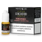 Rongorongo E-Liquid by Decoded