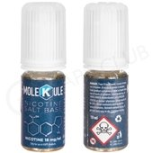 Salt Nicotine Shot 80VG by Molekule