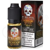 Scream Queen eLiquid by Pure Evil