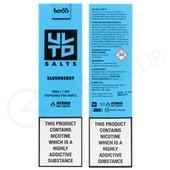 Slushberry Beco Bar ULTD Disposable