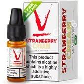 Strawberry Cream eLiquid by Verdict Vapors
