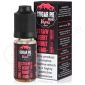 Strawberry Donut eLiquid by Sugar Pie Vapes 50/50