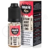 Strawberry Donut eLiquid by Sugar Pie Vapes