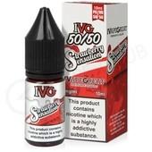 Strawberry Sensation E-Liquid by IVG 50/50