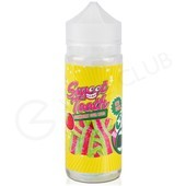 Strawberry Sour Belt eLiquid by Sweet Tooth 100ml