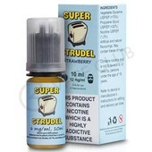 Strawberry eLiquid by Super Strudel