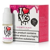 Summer Blaze eLiquid by I Love VG