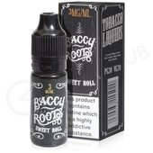 Sweet Roll eLiquid by Baccy Roots High VG