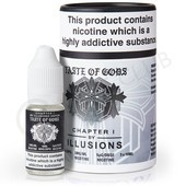 Taste of the Gods eLiquid by Illusions Vapor