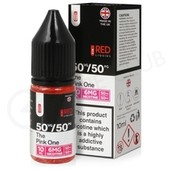 The Pink One E-Liquid by Red Liquid 50/50