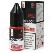 The Red One E-Liquid by Red Liquid 50/50