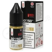 Tobacco Silver E-Liquid by Red Liquid 50/50