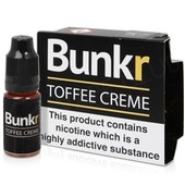 Toffee Creme eLiquid by Bunkr