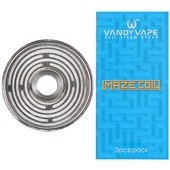 Vandy Vape Maze BF RDA Replacement Vape Coil