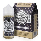 Vanilla Iced Coffee eLiquid by The Daily Grind 100ml