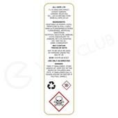 Vanilla Nic Salt E-Liquid by Club Juice