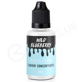 Wild Blue Berry Concentrate by Global Hubb